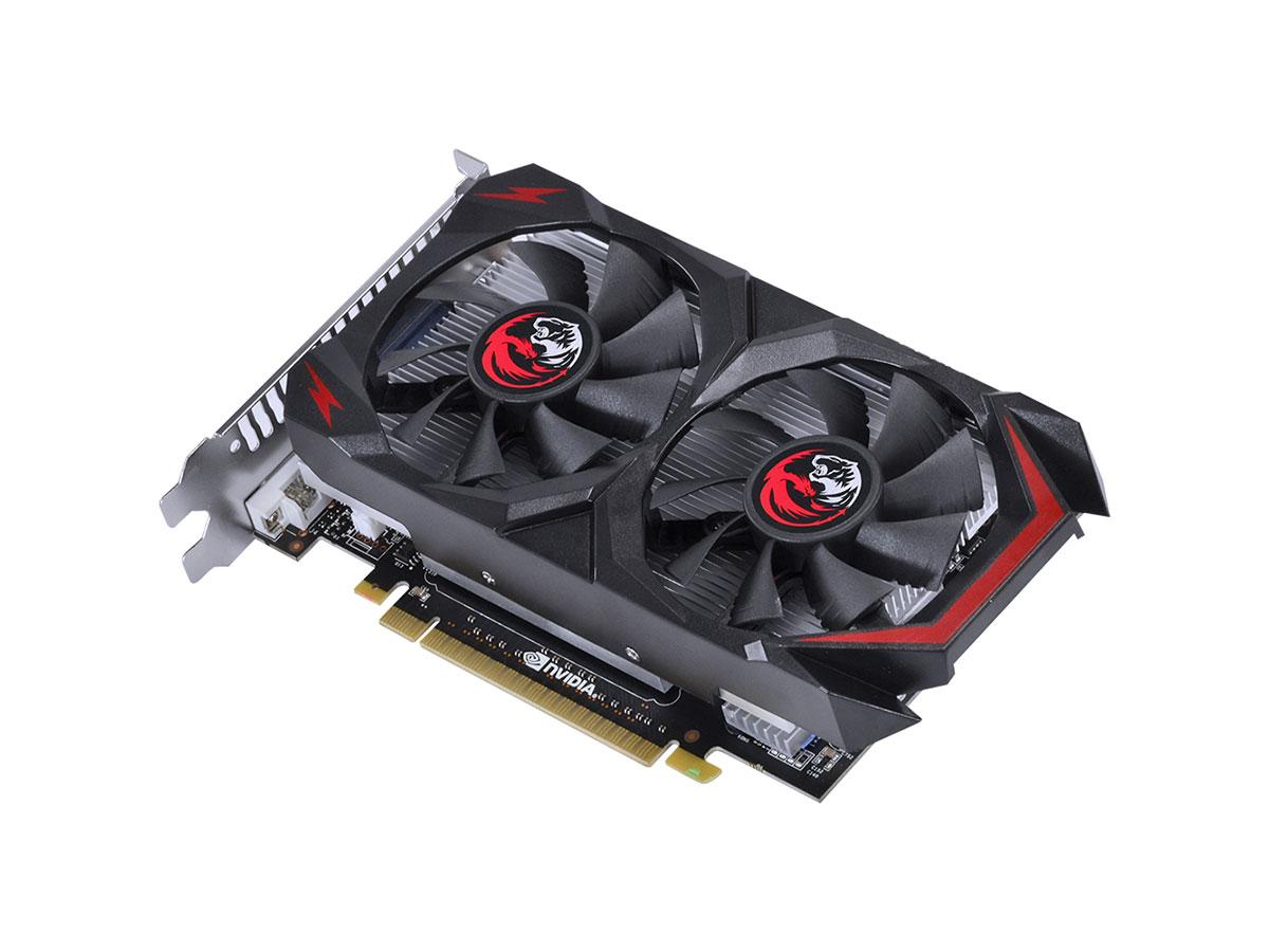 Placa de Video 1GB Geforce GTX550TI Pcyes PV55TX1GD5128DF