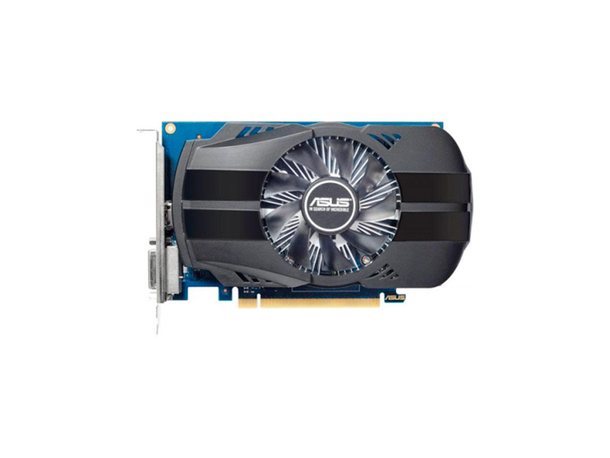 Placa de Video 2GB Asus Geforce GT 1030 Oc Phoenix DDR5 64Bits PH-GT1030-O2G