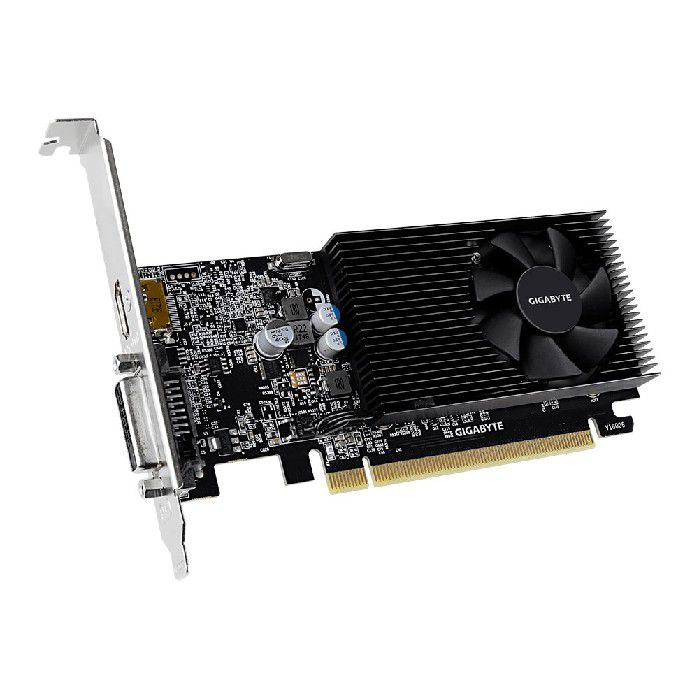 Placa de Video 2gb Gigabyte Gt1030 Ddr4 Gv-n1030d4-2g