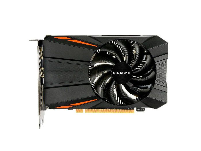 Placa de Video 2GB Gigabyte GTX1050 DDR5 GV-N1050D5-2GD