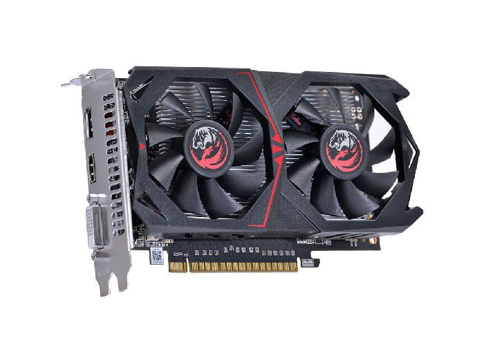 Placa de Video 2GB GTX 650TI Pcyes DDR5 PW650TI12802D5DF