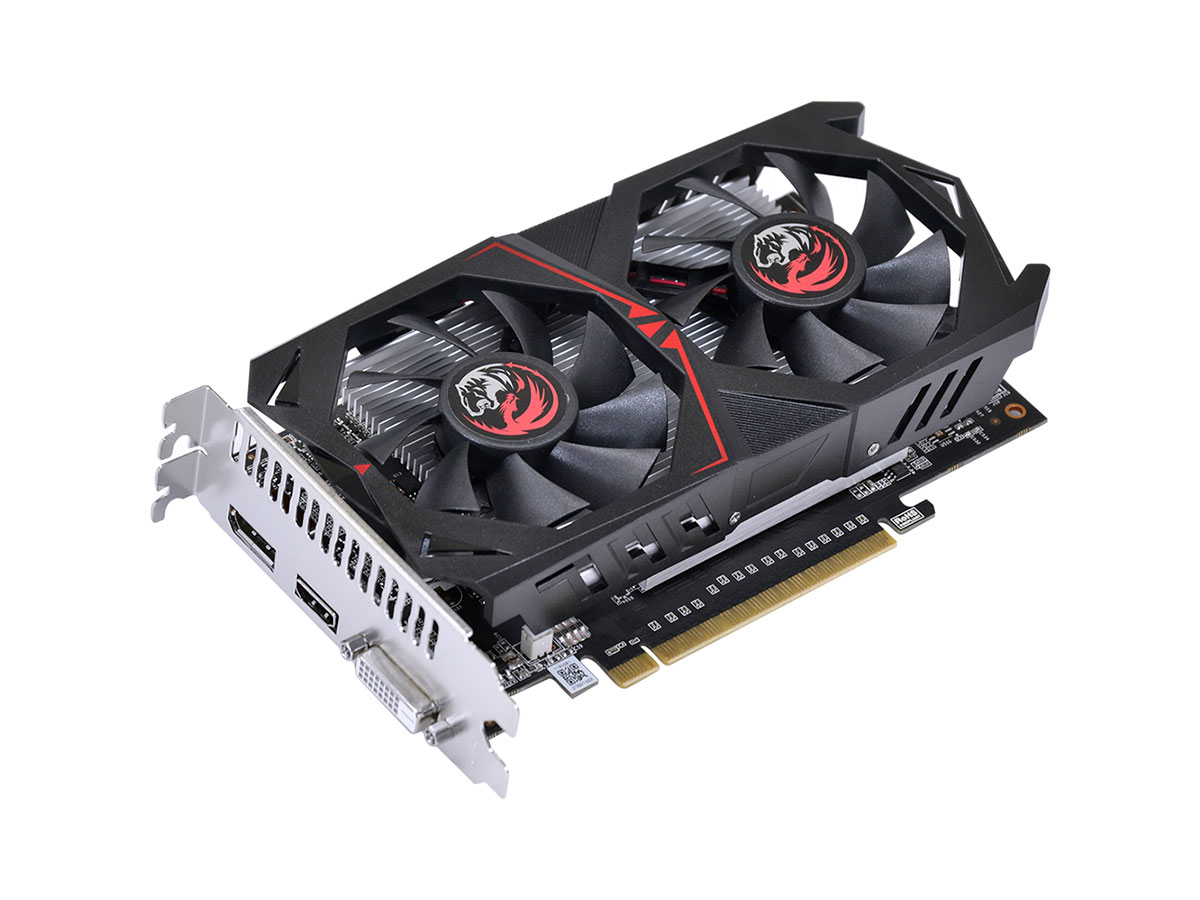 Placa de Video 2GB GTX 650TI Pcyes DDR5 PW650TI12802D5DF