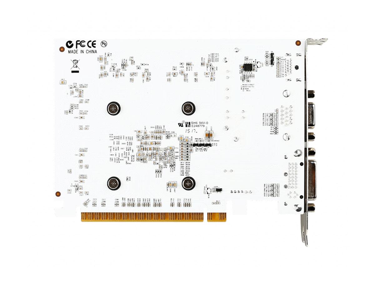 Placa de Video 2gb Msi Gt730 Ddr3 N730-2gd3v3