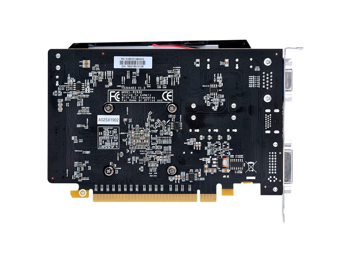 Placa de Vídeo 2GB Pcyes 6570 DDR3 PJ657012802D3