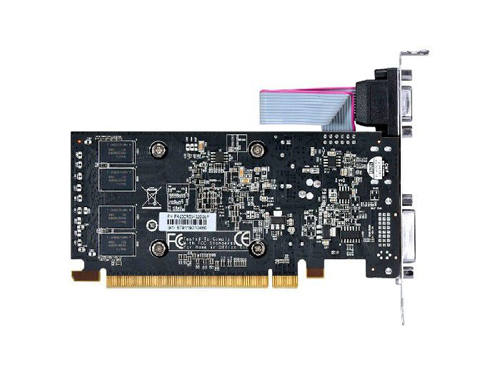 Placa de Vídeo 2GB Pcyes R5 230 DDR3 64 PA230R56402D3LP