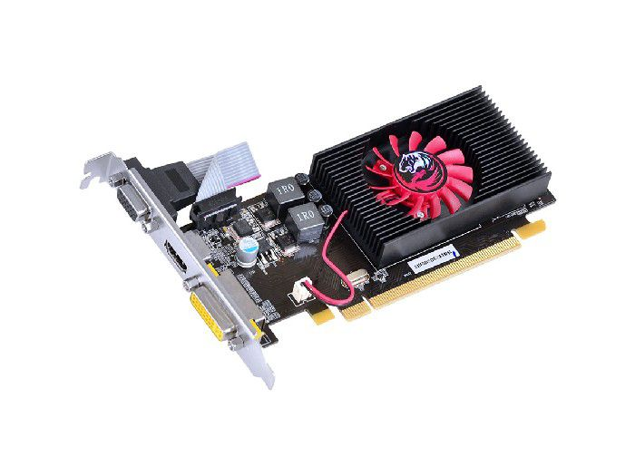 Placa de Video 2GB Pcyes R5 230 DDR3 64Bits PW230R56402D3