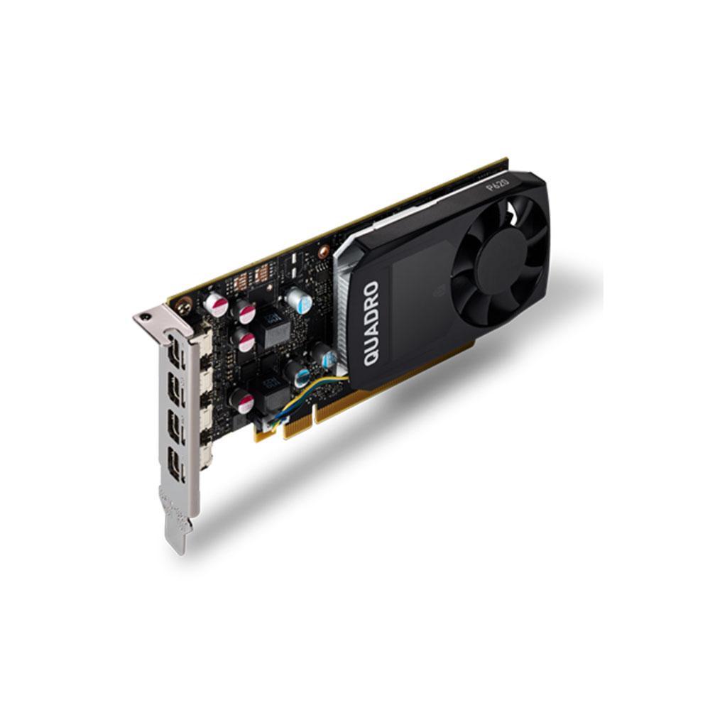 Placa de Video 2gb Quadro P620 Pny Ddr5 128bits Dp Vcqp620porpb