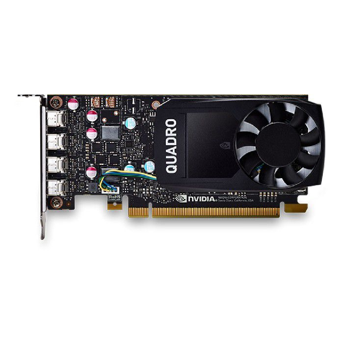 Placa de Video 2gb Quadro P620 Pny Ddr5 128bits Dp Vcqp620porpb