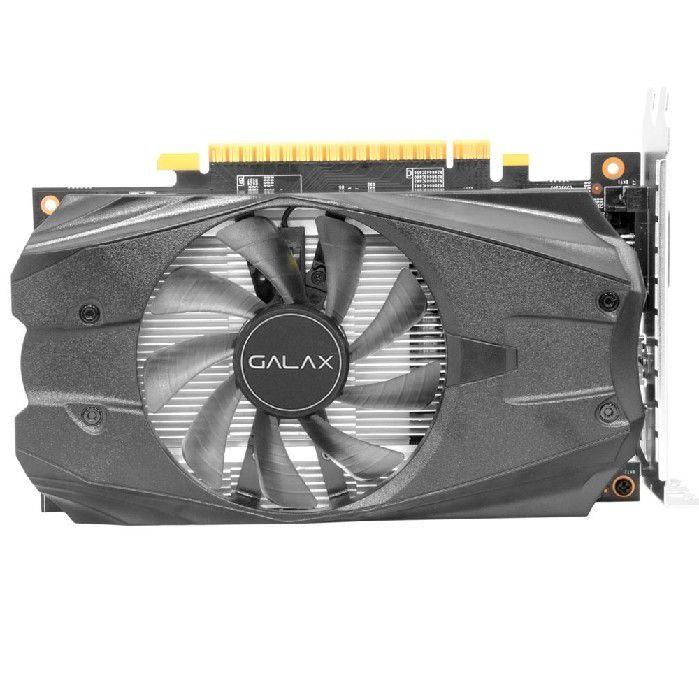 Placa de Vídeo 4GB Galax GTX 1050TI OC DDR5 - 50IQH8DSN8OC