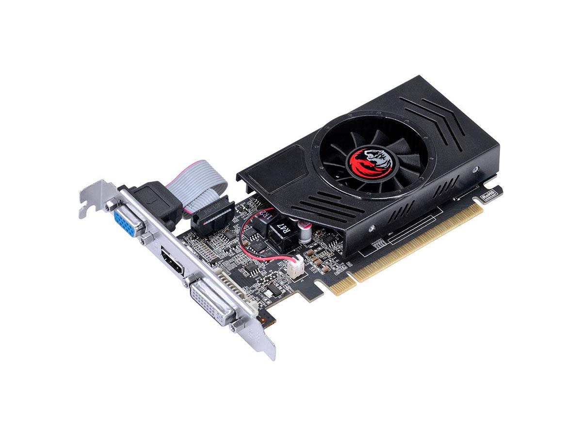 Placa de Video 4GB GT730 Pcyes DDR3 128Bits PA730GT12804D3