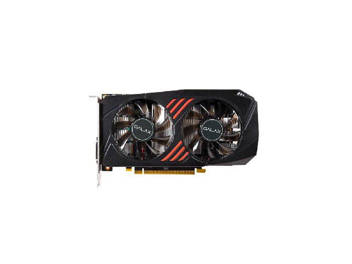 Placa de Video 4GB GTX1050TI 1Click OC G5 128B Galax 50IQH8DSC7CB