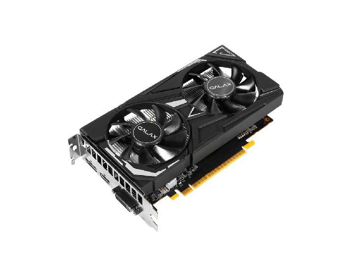 Placa de Video 4GB GTX1650 Galax 1Click Oc G5 128B 65SQH8DS08EX
