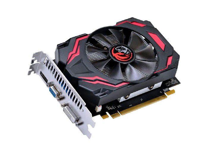 Placa de Vídeo 4GB Pcyes R7 240 DDR5 128Bits PJ240R71284GD5