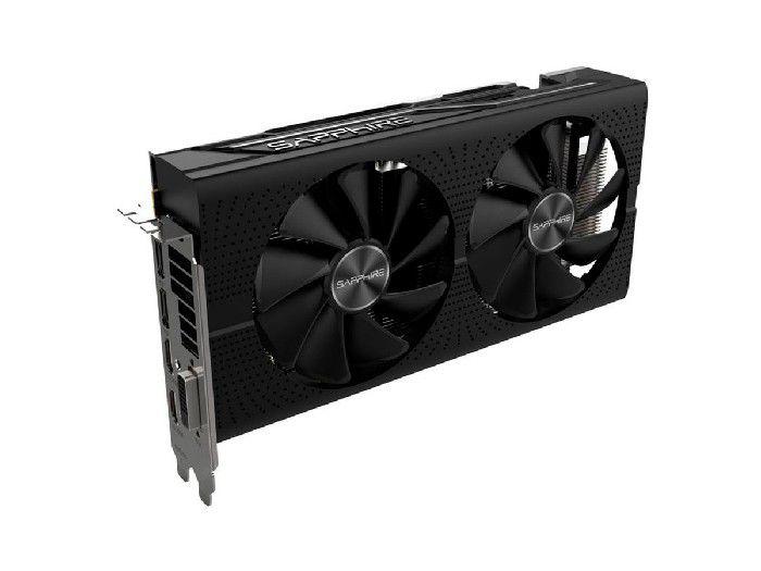 Placa de Vídeo 4GB Sapphire Radeon RX 580 - 11265-09-20G