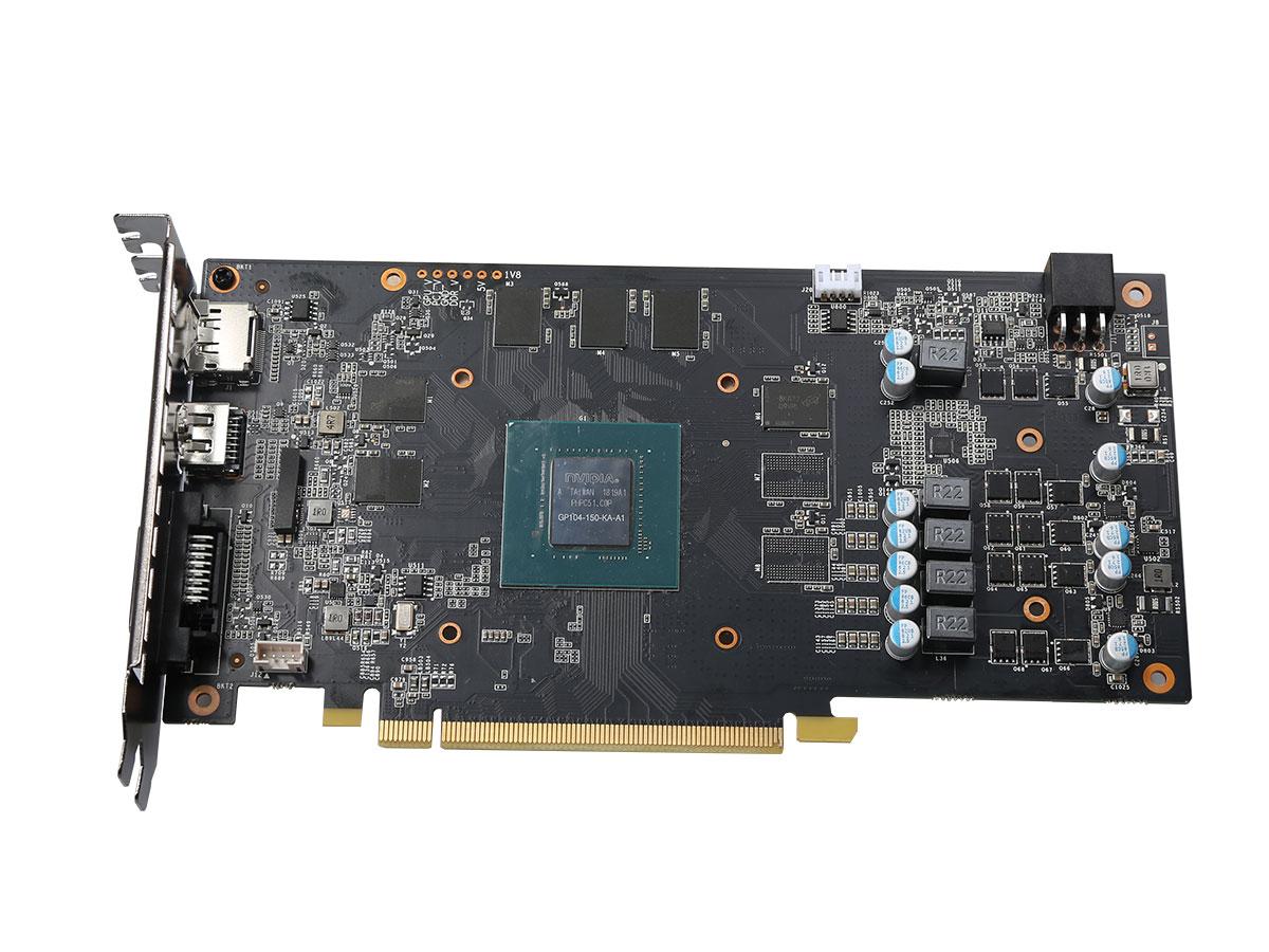 Placa de Video 6GB GTX1060 Galax Oc GDDR5X 192Bits 60NRJ7DSX1PO