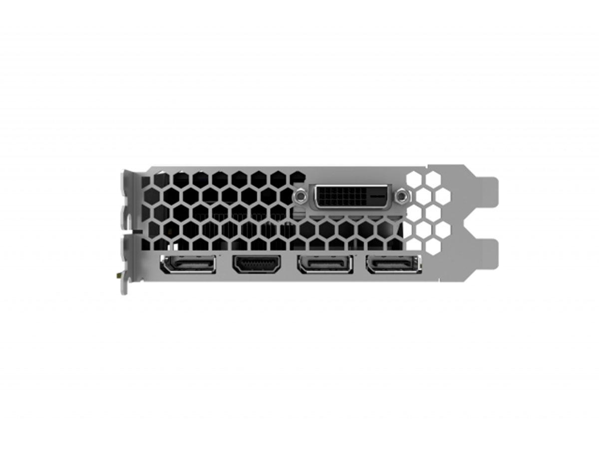 Placa de Video 6GB GTX1060 GDDR5 192Bits Gainward NE51060015J9-1061D