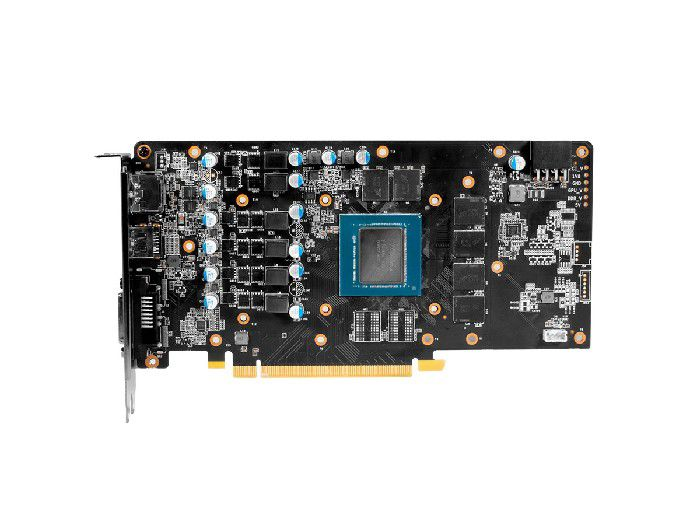 Placa de Video 6GB RTX2060 Galax 1Click Oc G6 192B 26NRL7HPX7OC