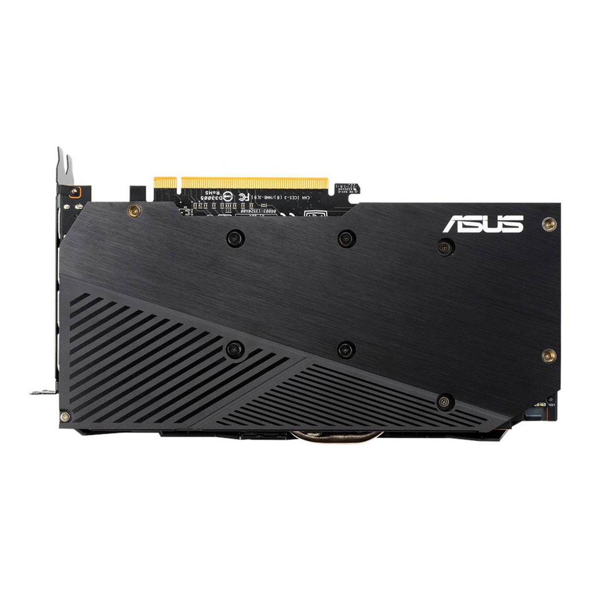 Placa de Vídeo 8GB Asus Radeon RX 5500 XT, GDDR6, 128 Bits, PCI-E 4.0 - DUAL RX5500XT-O8G-EVO