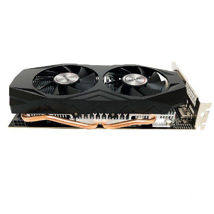 Placa de Vídeo Afox Radeon RX570 8GB DDR5 256Bit - AFRX570-8192D5H5