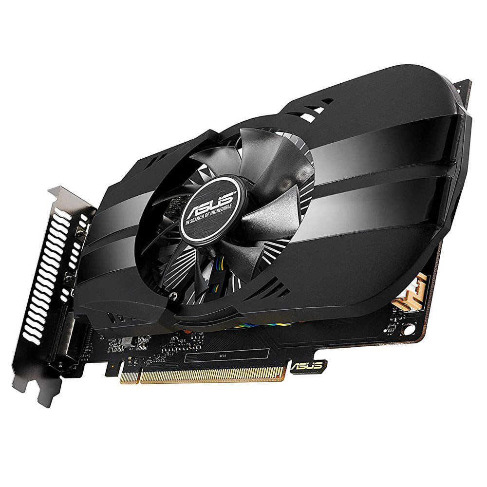 Placa de Video Asus Geforce Gtx 1050 2GB Ddr5 128bits - Ph-gtx1050-2g