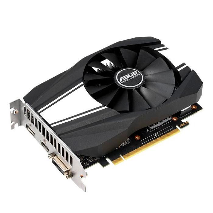 Placa de Vídeo Asus GeForce GTX 1660 Super OC Edition Phoenix 6GB GDDR6 192 Bits - PH-GTX1660S-O6G