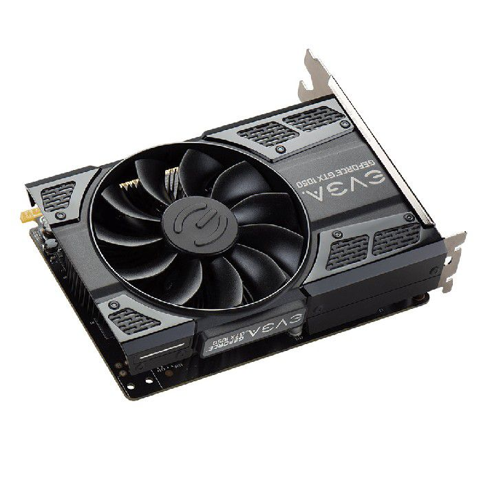 Placa de Video EVGA 2GB GTX1050 DDR5 02G-P4-6150-KR