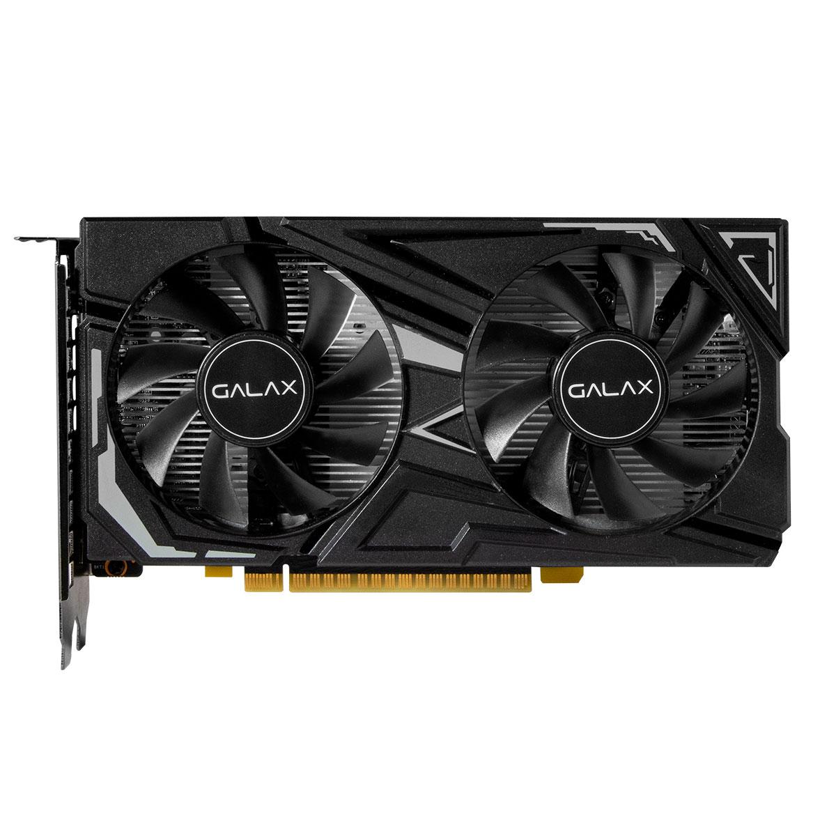 Placa de Vídeo Galax Geforce GTX 1650 Super EX 1-Click OC 4GB DDR6 128Bits - 65SQL8DS61EX