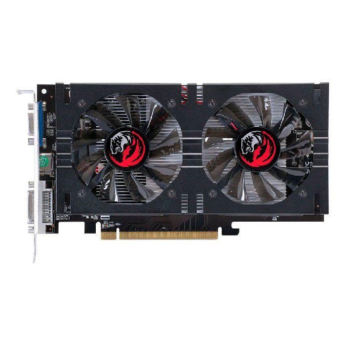 Placa de Video Pcyes 1gb 9800  256bits Ddr3 Pj980025601d3