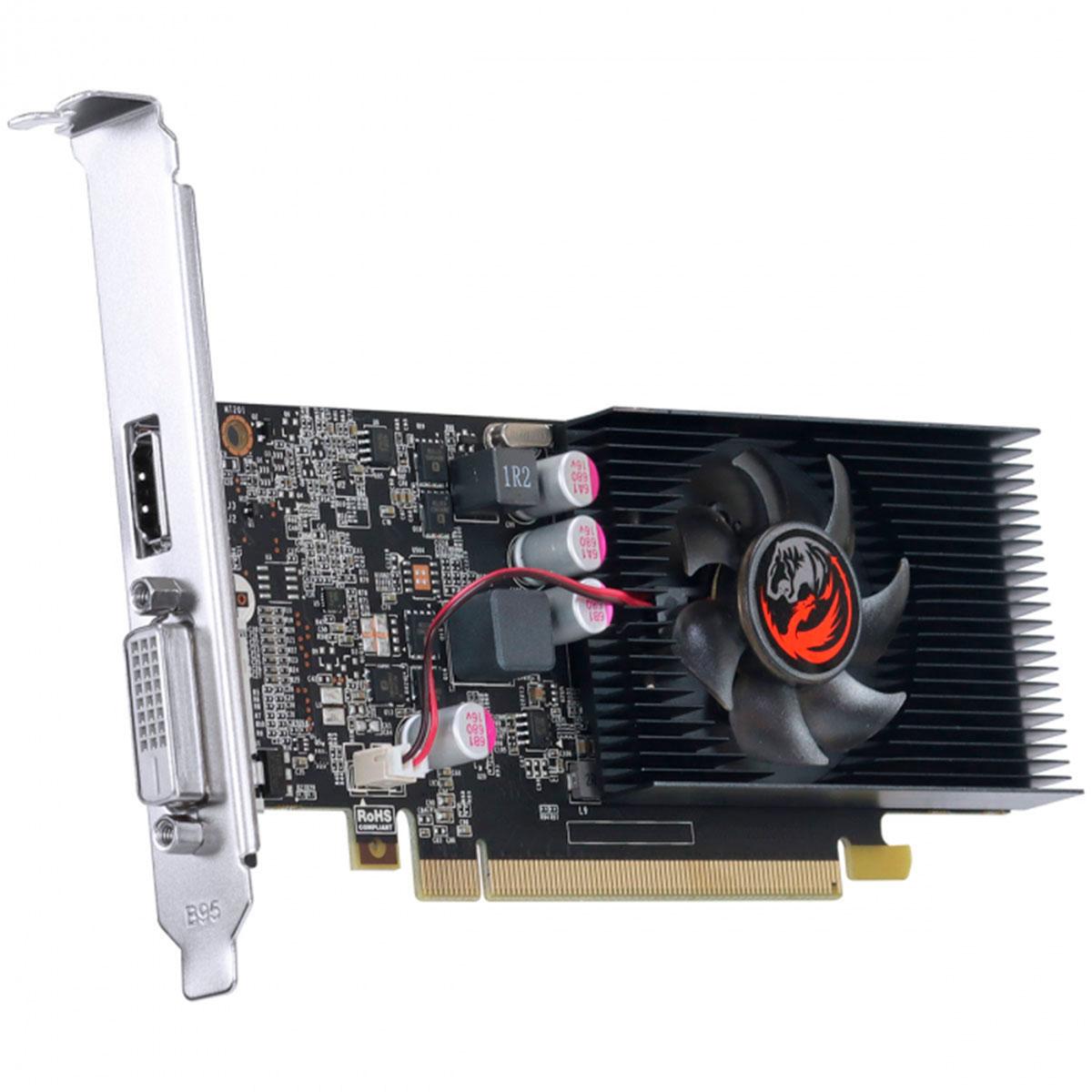 Placa de Vídeo PCYes GT1030 2GB GDDR5 64 Bits PA1030GT6402G5