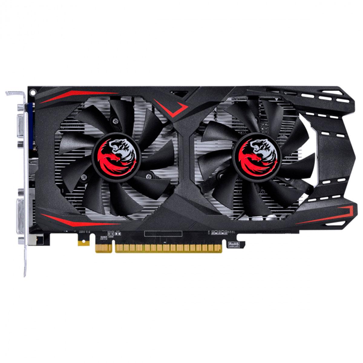 Placa de Vídeo PCYes GTS 450 2GB DDR5 128 Bits - PA45012802G5
