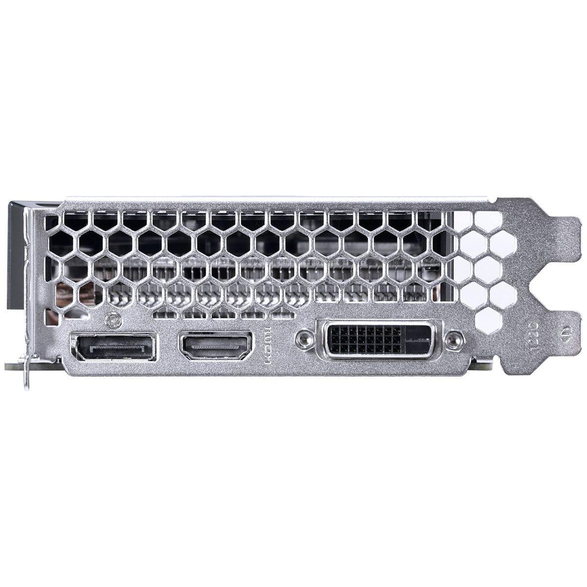 Placa de Vídeo Pcyes GTX1660 Dual OC 6GB GDDR5 192 Bits - PP1660OC19206G5 - BLACK BOX