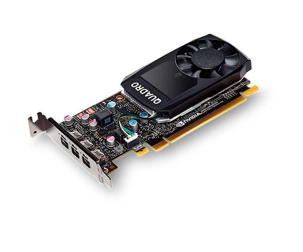 Placa de Vídeo PNY 2GB Quadro P400 DDR5 - VCQP400-PORPB - ESP