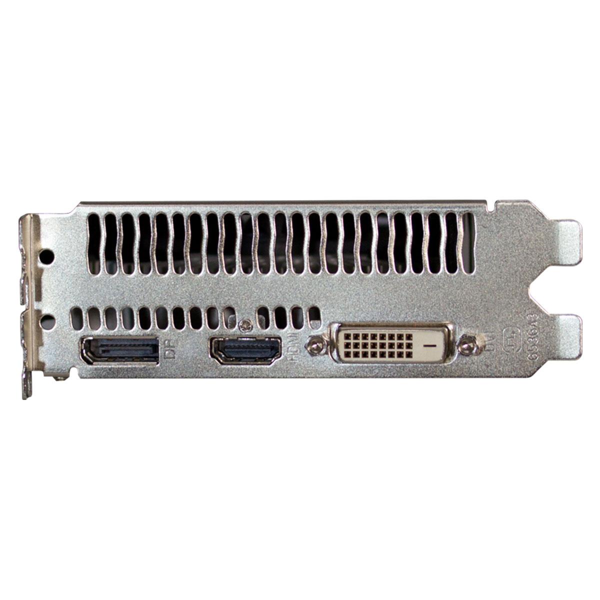 Placa de Vídeo PowerColor Red Dragon Radeon RX 550, 4GB, DDR5, 128 Bits - AXRX 550 4GBD5-DHV6