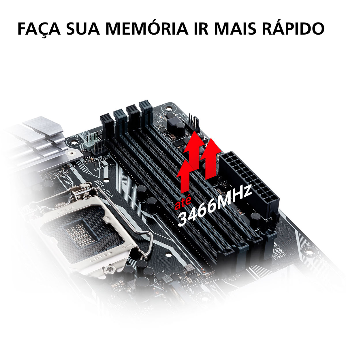 Placa Mãe Asus B450M-GAMING PRIME, AMD Socket AM4, DDR4, mATX