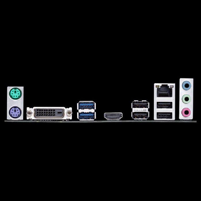 Placa Mãe Asus TUF H310M-PLUS GAMING/BR Intel 9ª / 8ª Geração LGA 1151 DDR4 mATX