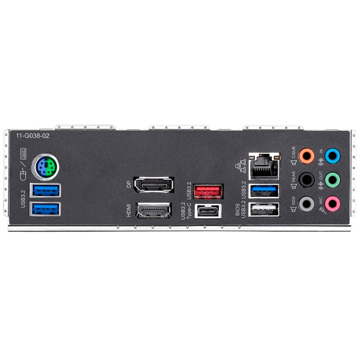 Placa Mãe Gigabyte Z490M Gaming X, Intel 10ª e 11ª Geração, DDR4, LGA1200