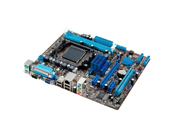 Placa Mãe P/AMD Asus M5A78L-M LX Am3/am3+ DDR3 Ppb