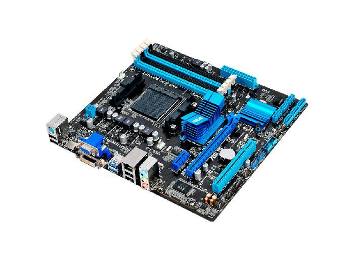 Placa Mãe P/AMD Asus M5A78L-M PLUS/USB3 AM3+