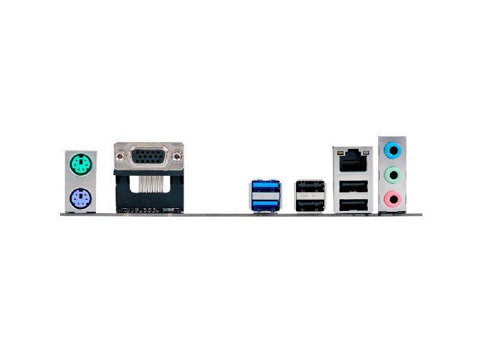Placa Mãe P/Intel Asus H110M-CS DDR4 LGA1151