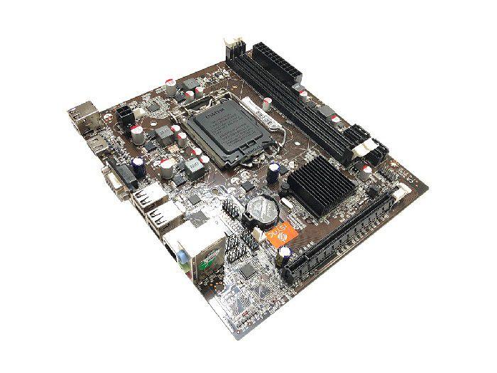 Placa Mae P/intel Foxconn H61 Ddr3 Lga1155 Usb 2.0/vga/hdmi Lga1155