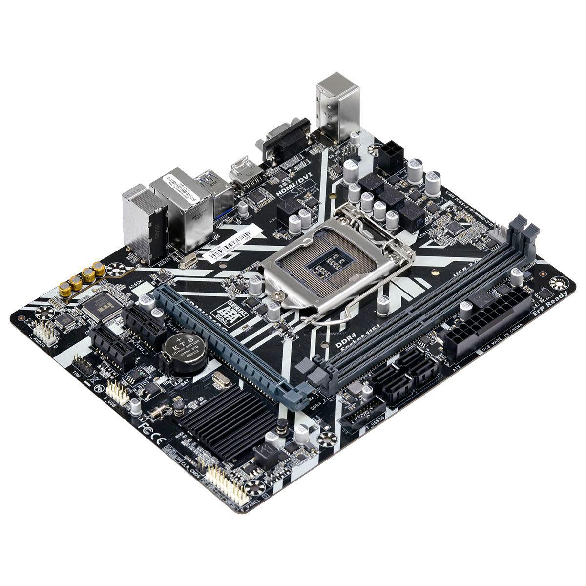 Placa Mãe Pcware IPMH310G Intel 9º/8º Geração DDR4 LGA1151