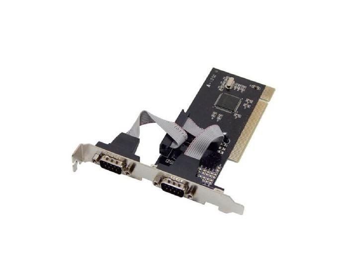 Placa Pci Controladora 2-seriais (db09 Macho) Gv PCI.3901