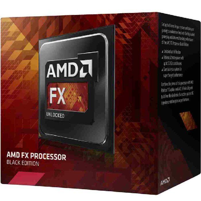 Processador AMD FX 4300 8MB Cache, 3.8GHz, AM3+ FD4300WMHKBOX