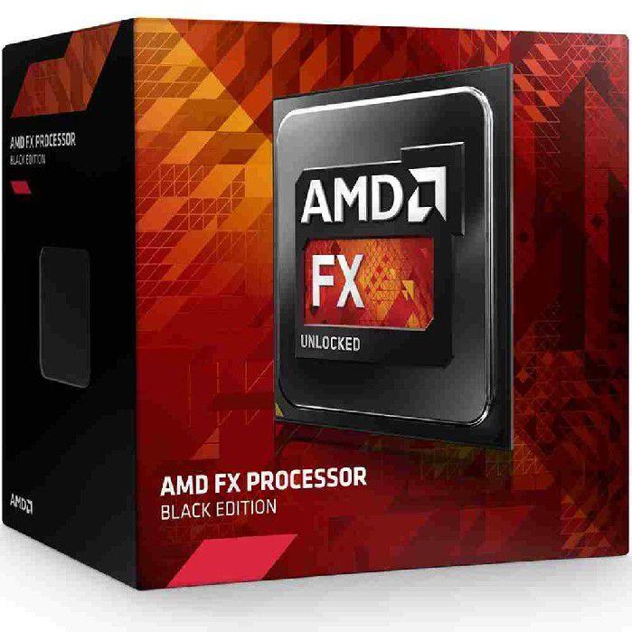 Processador AMD FX-6300 3.5 GHZ 14MB AM3+ FD6300WMHKBOX