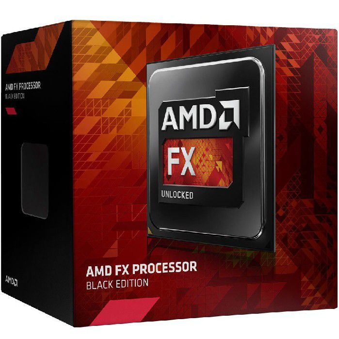 Processador AMD FX-8300 3.3ghz 16mb Am3+