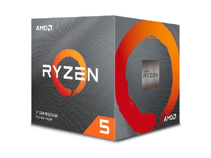 Processador Amd Ryzen 5 3600X 3.8 GHz (4.4GHz Max Turbo) DDR4 AM4 32MB Cache - 100-100000022BOX