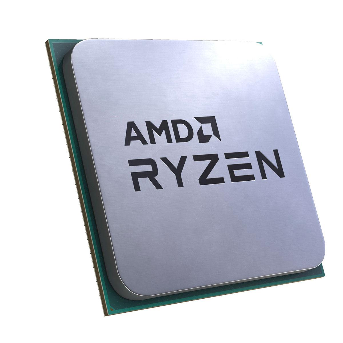 Processador AMD Ryzen 5 5600X, 3.7GHz (4.6GHz Turbo) 6-Cores/12T 35MB, Socket AM4 - 100-100000065BOX