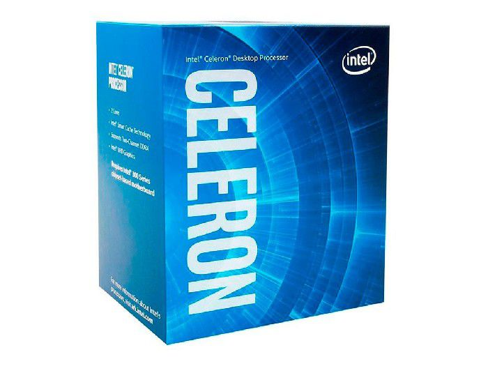 Processador Intel Celeron G4930 3.20GHz 2m Cache Lga 1151 BX80684G4930
