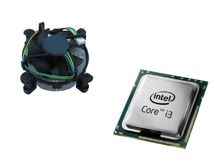 Processador Intel Core I3-3220 3.30ghz Lga1155 Oem com Cooler