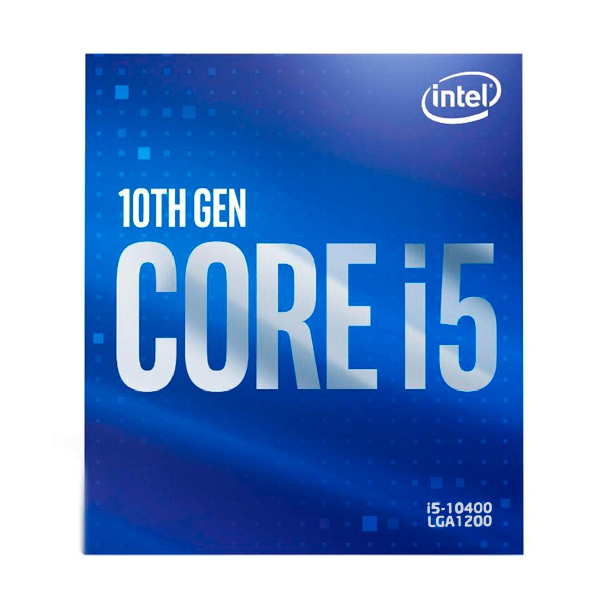 Processador Intel Core I5-10400 2.90Ghz (4.3Ghz Turbo) Hexa Core LGA1200 12MB Cache - BX8070110400